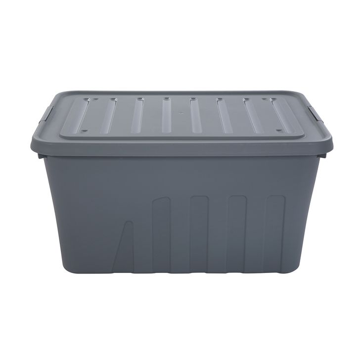 60L Storage Container on Wheels | Kmart | Storage, Storage ...