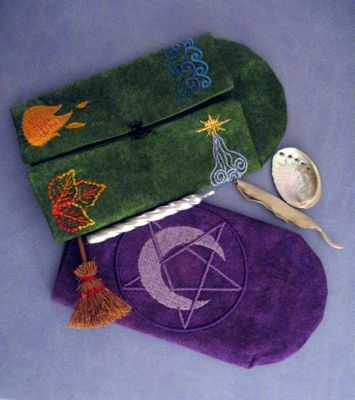 Travel altar kit-what a great idea/gift!