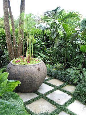 paradis express: Heroic Garden