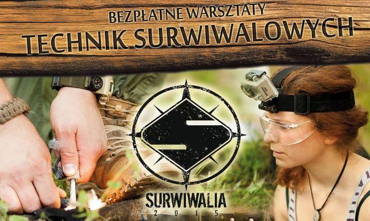 Hufiec ZHP #Skierniewice zaprasza na bezpłatne warsztaty technik surwiwalowych