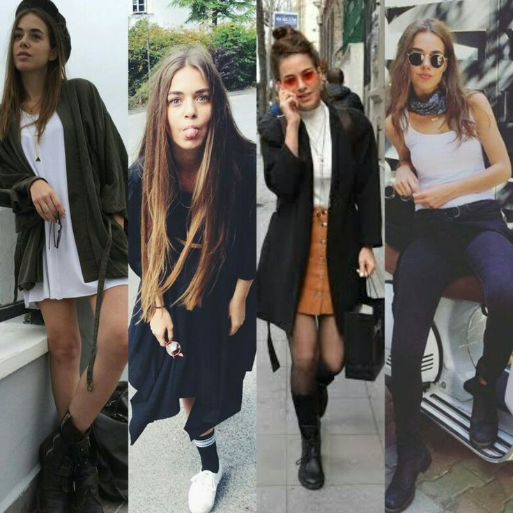 Bensu Soral Fashion / Style (Turkish Actress)
