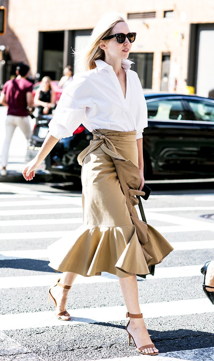 Summer business attire can be tricky but we found a few easy outfit combinations that never fail. See them and shop warm-weather work pieces here.