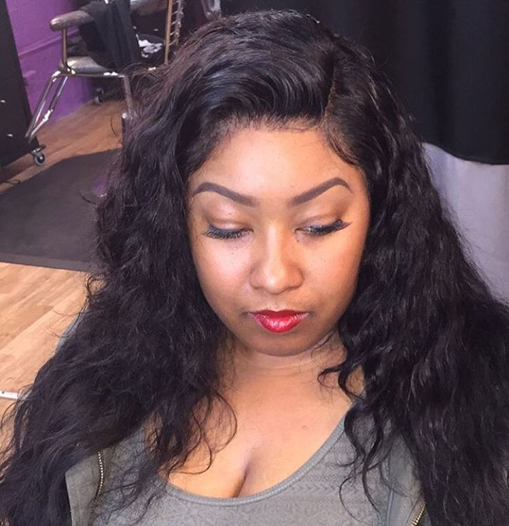 #lacefrontal for small foreheads