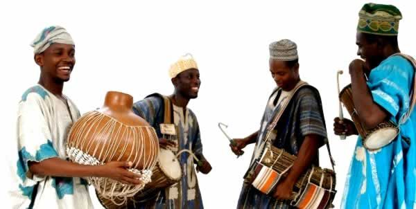 Music and Entertainment is an important aspect of the yoruba life.