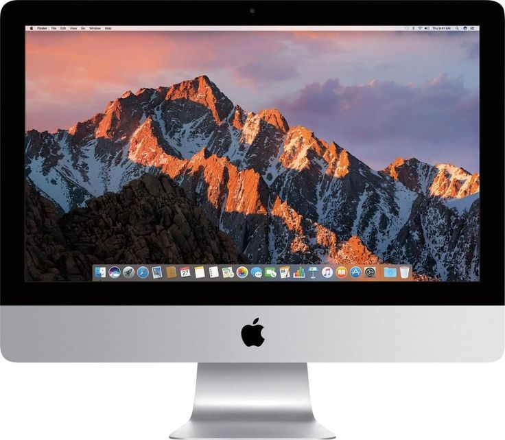 "Apple - 21.5"" iMac® (Latest Model) - Intel Core i5 (3.0GHz) - 8GB Memory - 1TB Hard Drive - Silver"