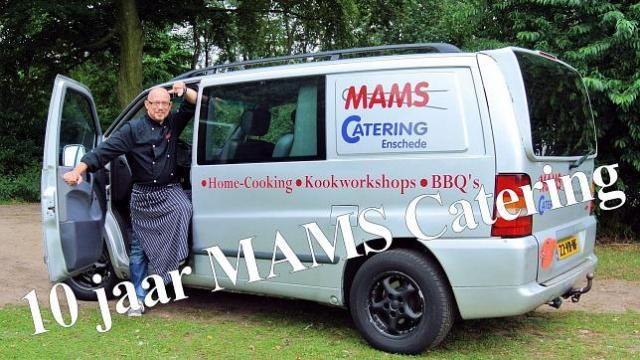 MAMS  Catering   voor al uw buffetten , BBQ en workshop's