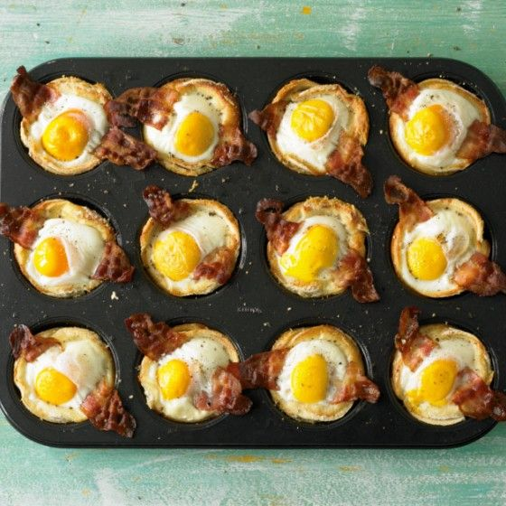 ESSEN & TRINKEN - Toastmuffins Rezept