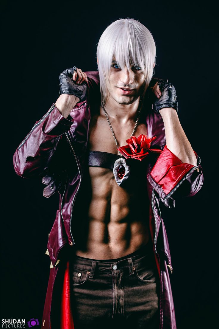 Wanna date Dante? - Cosplay DMC 3 by Leon Chiro by LeonChiroCosplayArt on DeviantArt