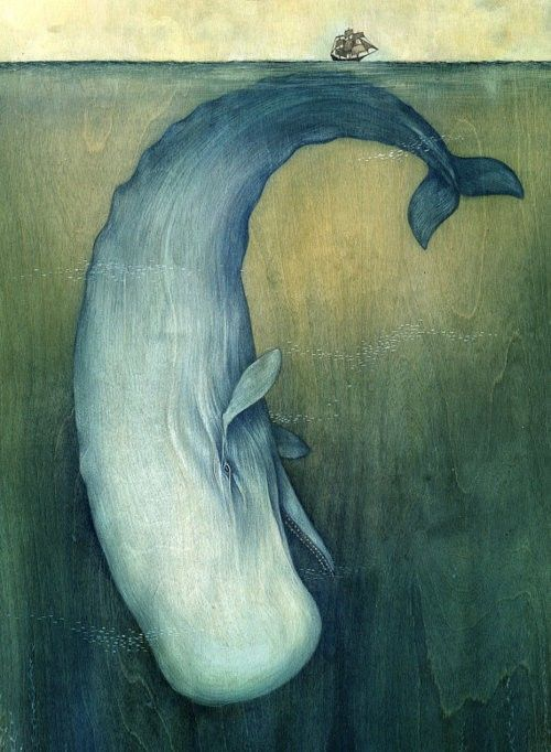 whale whale whale.Mobydick, Wood Grains, Sea Creatures, The Ocean, Illustration, Projects Ideas, Visual Art, Moby Dick, Whales
