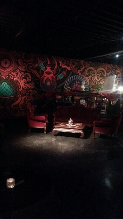 Loving Melbourne's warehouse bars