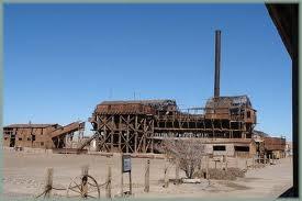 salitrera santa laura, iquique ,Chile ,ghost town