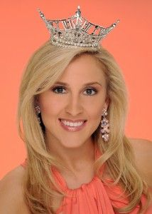 Taylor Treat, Miss Oklahoma 2009-Kappa Alpha Theta