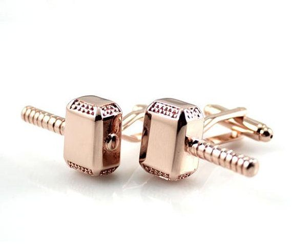 Thor cufflinks Mens Cufflinks Fashion Cufflinks   by KennethDesign, $16.00