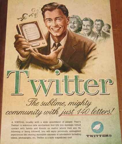 Poster Publicidad Vintage Youtube 54 X 37