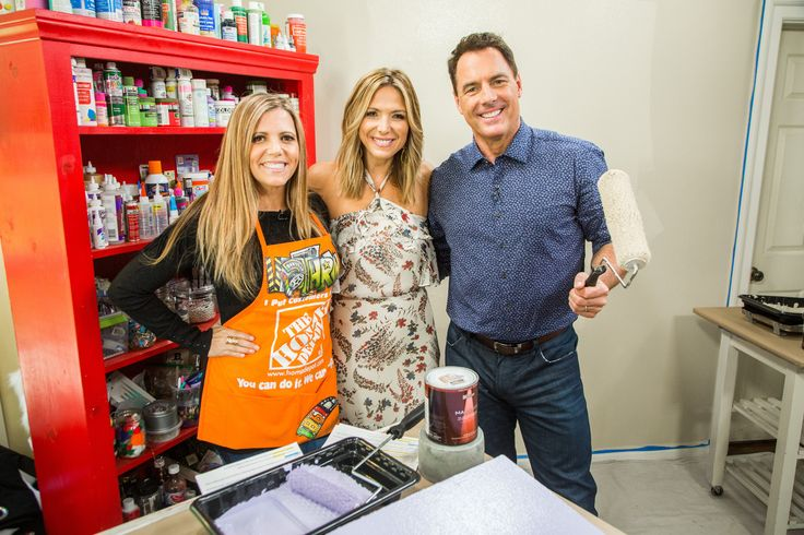Home Painting Techniques - Home & Family - Video | Hallmark Channel