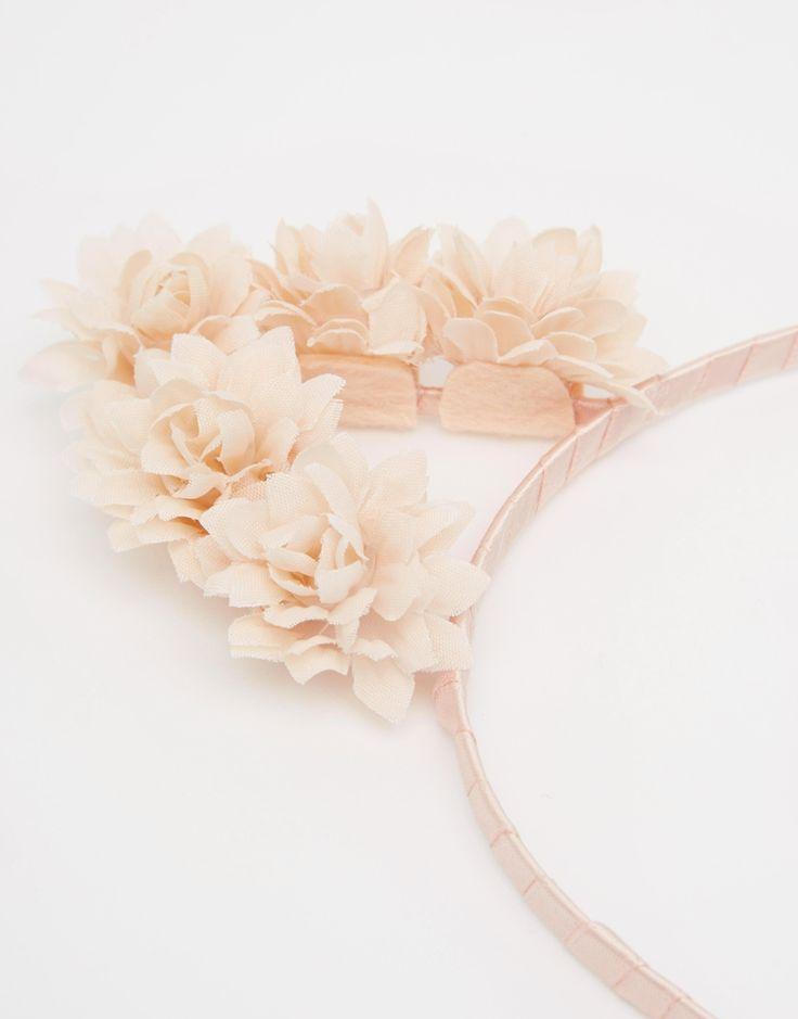 Bild 2 von ASOS – Hübsche Katzenohren mit Blüten