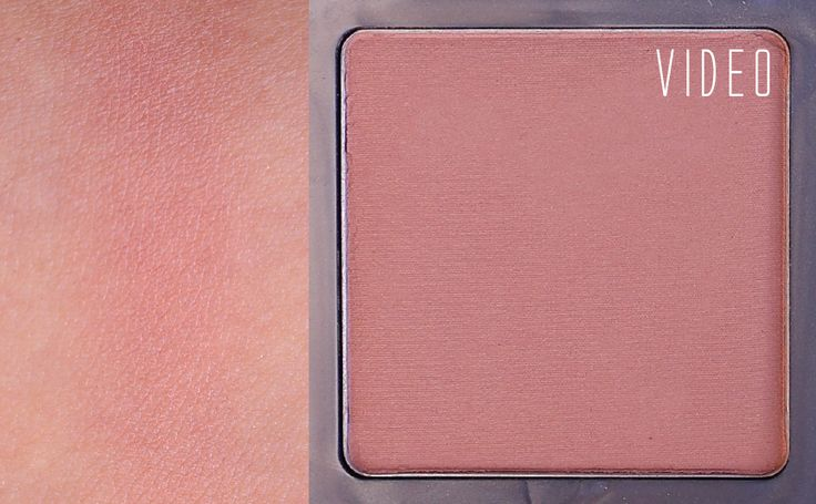 Urban Decay Afterglow Blush Video