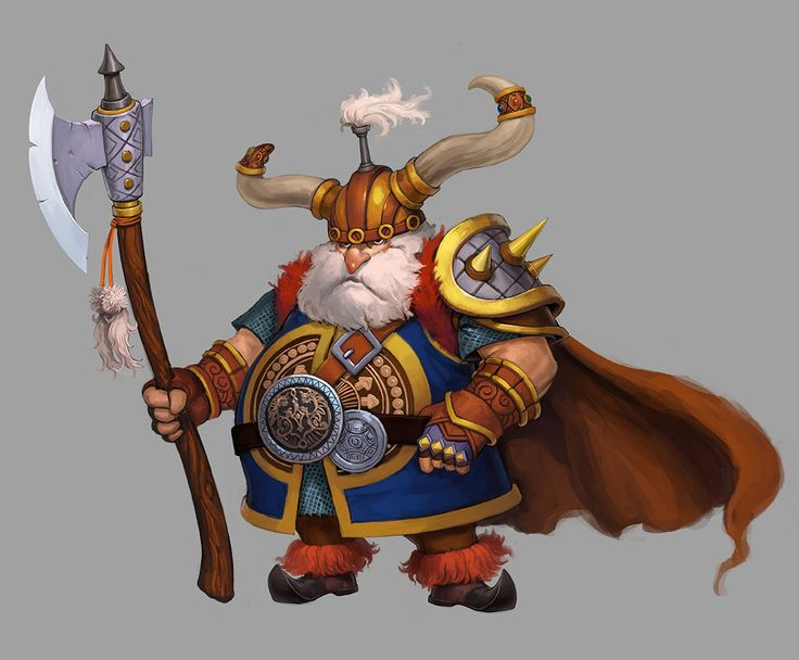 viking dwarf by 2013