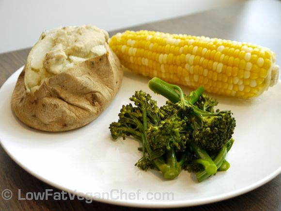 Quick and Easy Dr. McDougall Program Dinner Meal Ideas