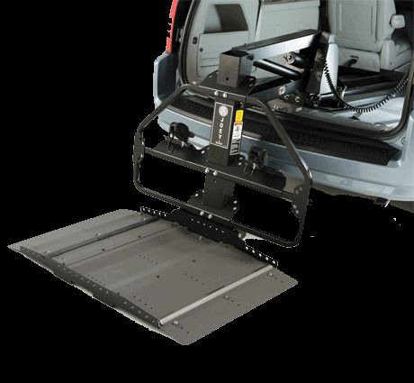 Should You Get a Van Wheelchair Lift? by The Mobility Resource. Pinned by SOS Inc. Resources @sostherapy.