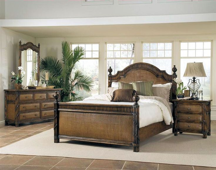 19 Best Rattan And Wicker Complete Beds In Every Style And