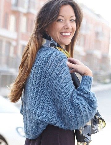 Knitting Pattern Shawl With Cuffs : 17 Best images about Knit?Shrugs?Boleros on Pinterest Cable, Knit shrug and...
