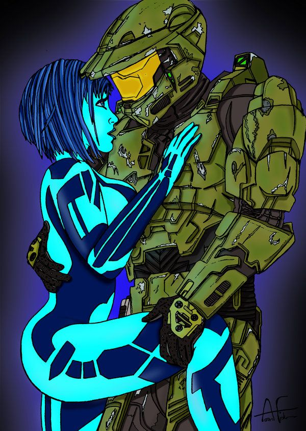 Photography music master chief with hot girl sticks fish ass