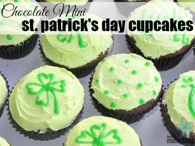 St. Patrick's Day Cupcakes | Houston Moms Blog