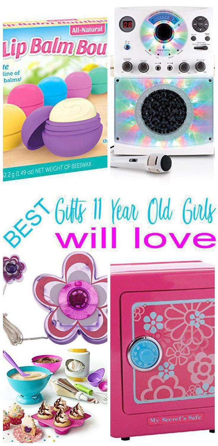 Best Gift Ideas For 11 Year Old Girls Gift Ideas For Eleventh Birthdays Christmas Or Ju Birthday Gifts For Teens 15th Birthday Gift Ideas 16th Birthday Gifts