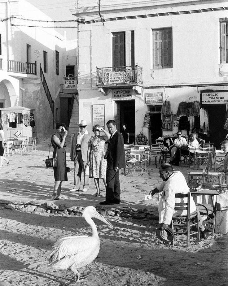 Rene Burri ΜΥΚΟΝΟΣ 1961