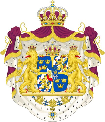 Sweden - Coat Of Arms