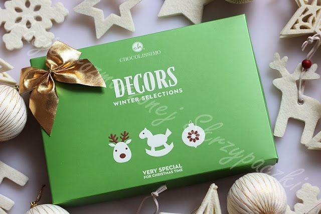 ChocoDecors - czekoladowe ozdoby choinkowe.