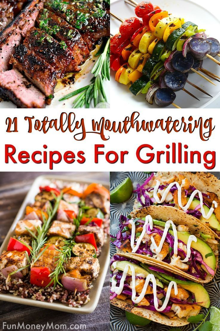 Best Grilling Recipes of All Time