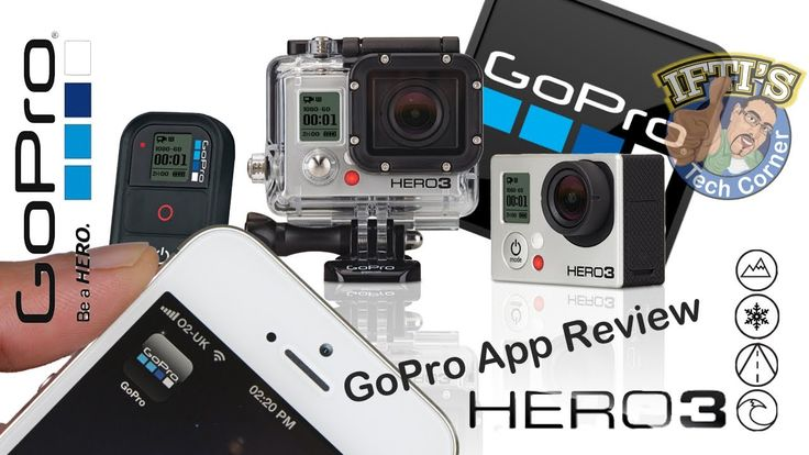 how to get gopro hero videos on iphone