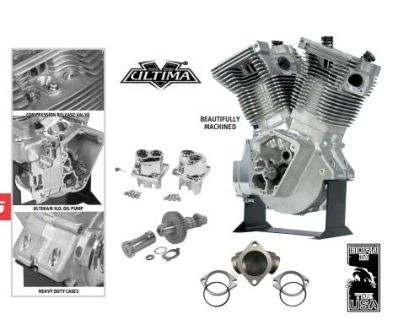 17 best ideas about harley davidson parts used ultima el bruto engine bagger engine competition series engine 140ci motor 127
