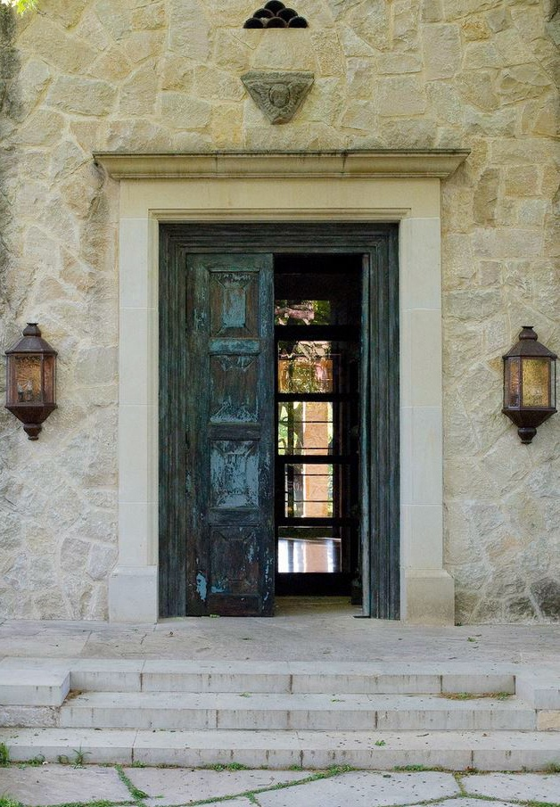 Front door inspiration Susan Newell Custom Home Builder, Inc. - rustic -  entry - dallas - Susan Newell Custom Home Builder, Inc. - 86 Best Gates, Doors & Hedges Images On Pinterest Timber Gates