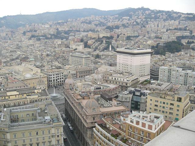 Genova l'Anoressica