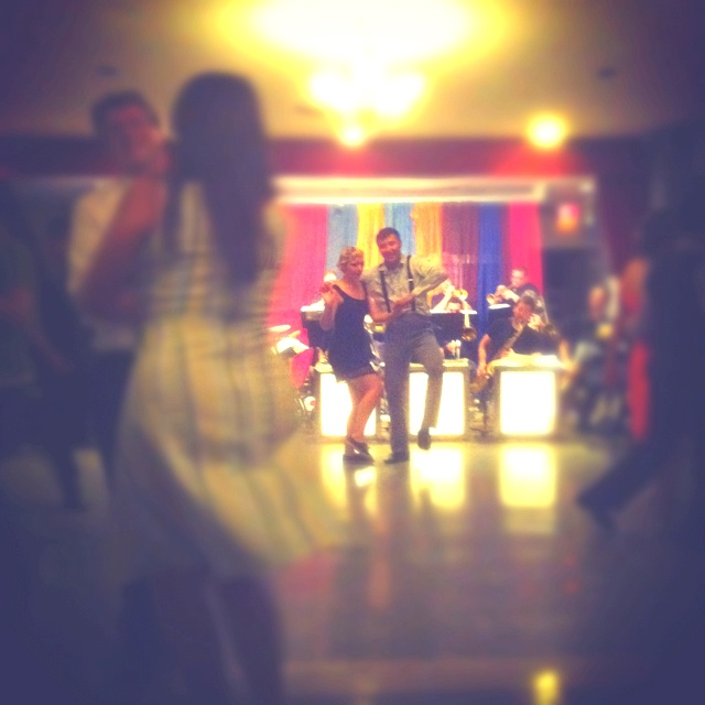Swing dancing love <3