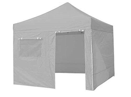 Eurmax STD easy pop up canopy tent grey with walls * Visit the image link more details.(This is an Amazon affiliate link and I receive a commission for the sales)