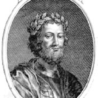 King Kenneth II of Scotland is Donnell's 28th Great Grandfather.