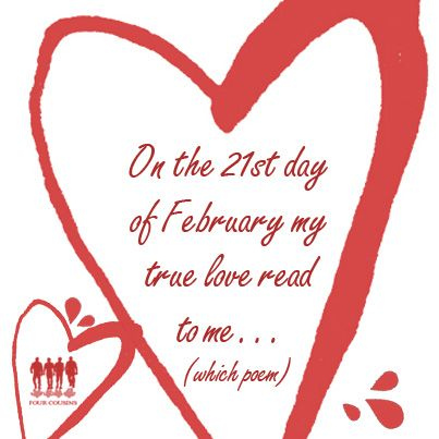 On the 21st day of February... #monthoflove #fclove