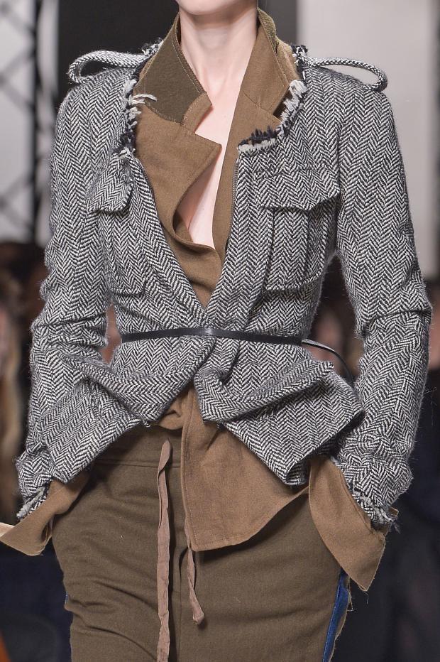 cool chic style fashion: PARIS FASHION WEEK | Haider Ackermann | FW 2013