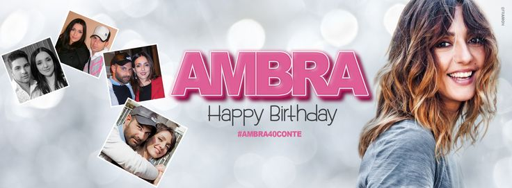 Happy Birthday Ambra ©frAMOn