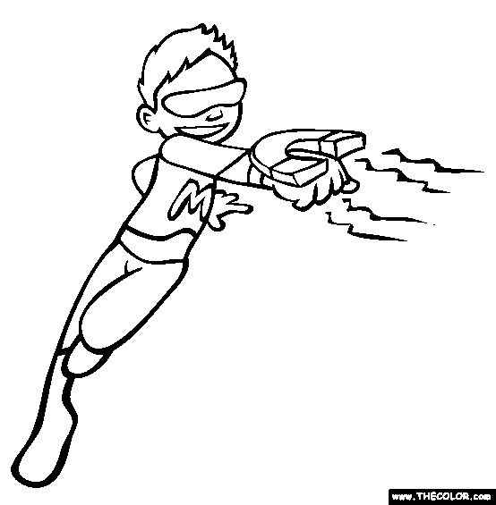 magnets coloring pages - photo#15