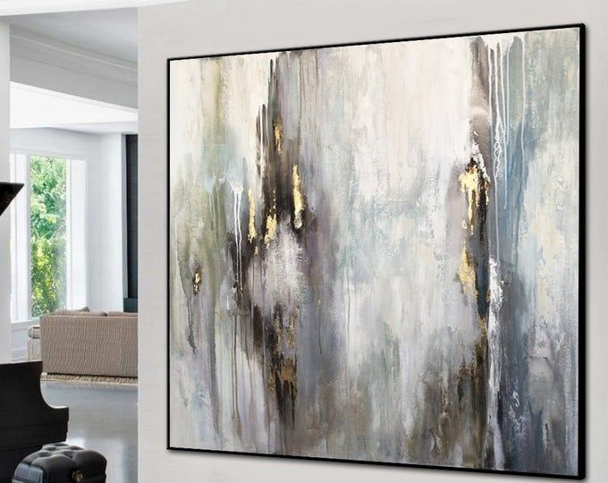 Abstract Paintings On Canvas Original Art Oil Painting Sea Etsy In 2020 Abstract Canvas Painting Oil Painting Abstract Canvas Painting