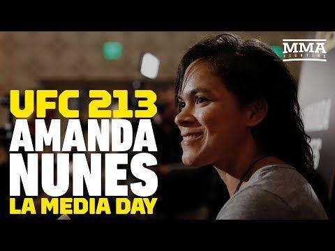 Amanda Nunes Feels Like She Has to 'Keep Proving' She's the 'Real Champion' - MMA Fighting