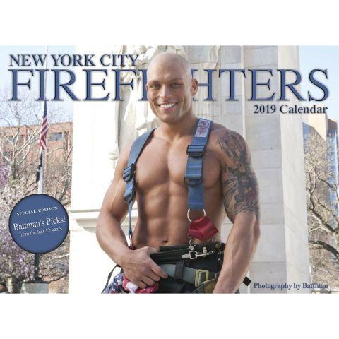 Nyc Firefighters 2019 Wall Calendar Enjoy The New York City