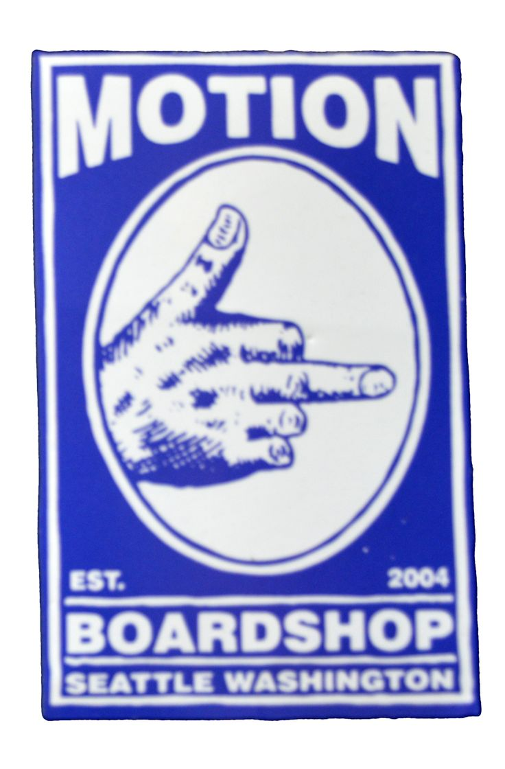 Tell them how you really feel with this Motion Boardshop middle finger picture.