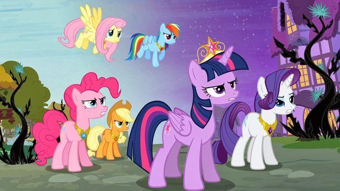 mlp season 1 episode 1 | 670px-My_Little_Pony_season_4_episode_1.jpg