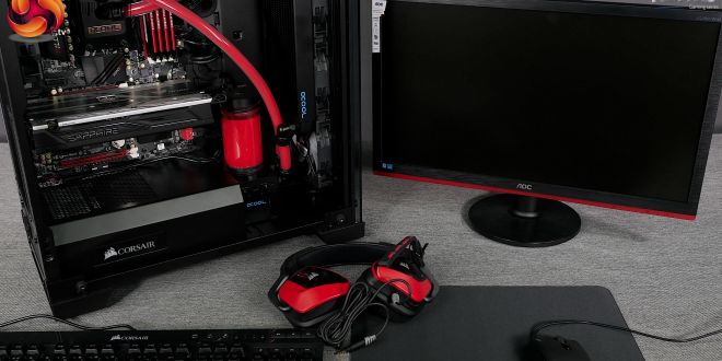 AMD Sapphire Custom Watercooled System giveaway!